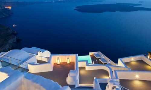 Chromata Santorini Hotel, Greece