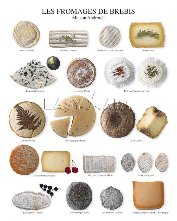 Sheep's (milk) cheese | Irresistibles | Pinterest