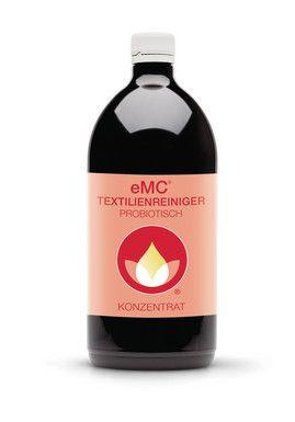 eMC Textiltisztító, probiotikus folyékony mosószer (EM-Tech), 1 liter (50-100mosás)