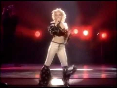 Madonna - Holiday  One of those songs that just gets your feet tapping no matter where you are