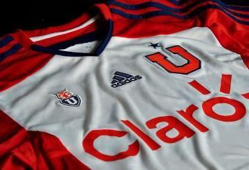 Universidad de Chile 2014 adidas Away Kit