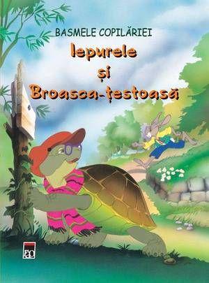 Iepurele si Broasca-testoasa, http://www.e-librarieonline.com/iepurele-si-broasca-testoasa/