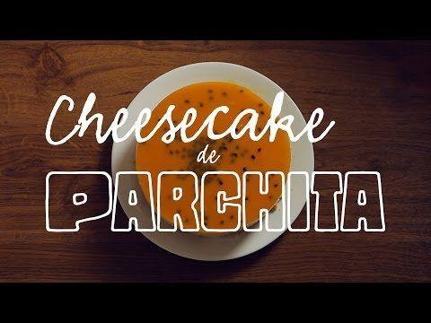 Cheesecake de parchita - amantesdelacocina