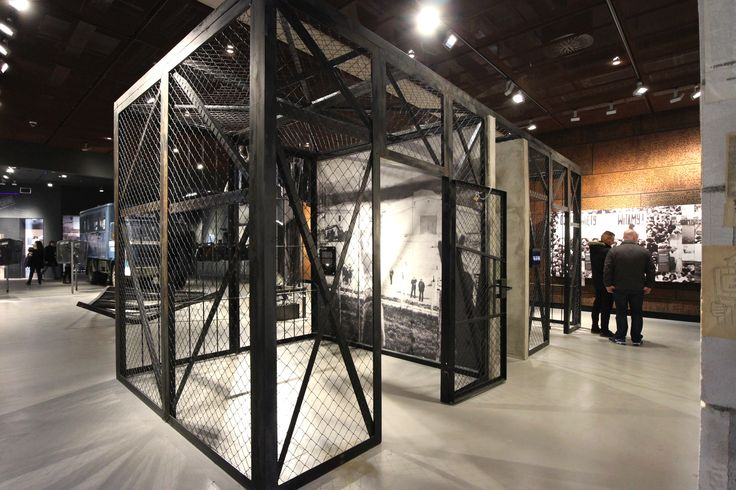 European Solidarity Centre – Permanent Exhibition – Studio 1:1