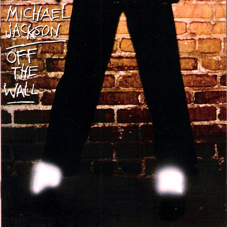 Michael Jackson - Off The Wall   On my top 10 albums list. Never skip a track  Mum & Dad played this to death as I grew up. Instilling a deep love for Michael & music in general in me.