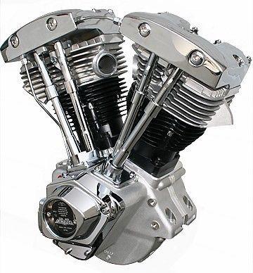 "Ultima Complete 96"" Shovelhead Engine Motor Harley Davidson Big Twin 1970-1984 #MidWestMotorcycleSupply"