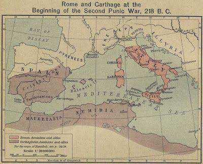 Black History Heroes: Hannibal Barca of Carthage, North Africa
