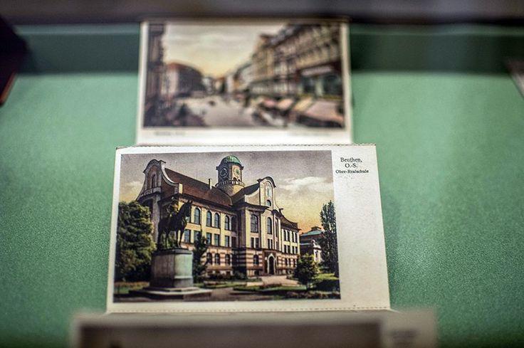 wystawa pocztówek w Muzeum Górnośląskim czynna do 15 marca | Bytom | fot. Natalia Bojanowicz
