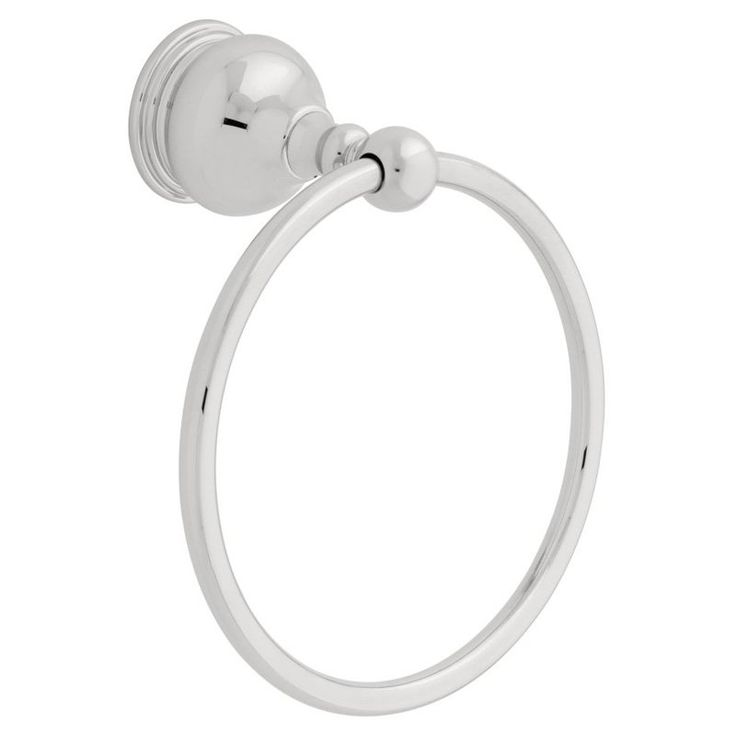 Delta Traditional Towel Ring - 74046
