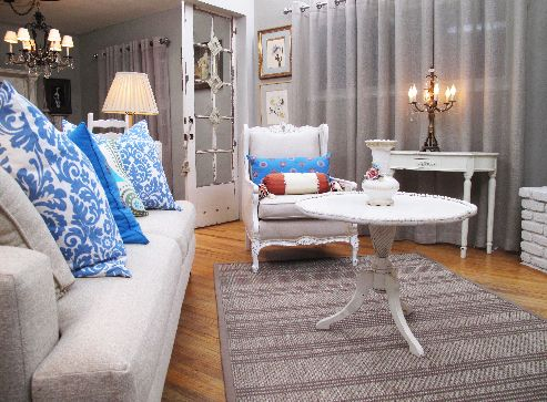 Lovely Living Room From Mark Brunetz. See Mark At The Midwest Home Design  Week (