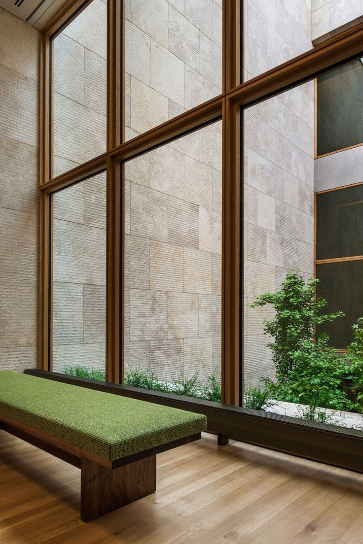 The Barnes Foundation by Tod Williams Billie Tsien Architects | HomeDSGN