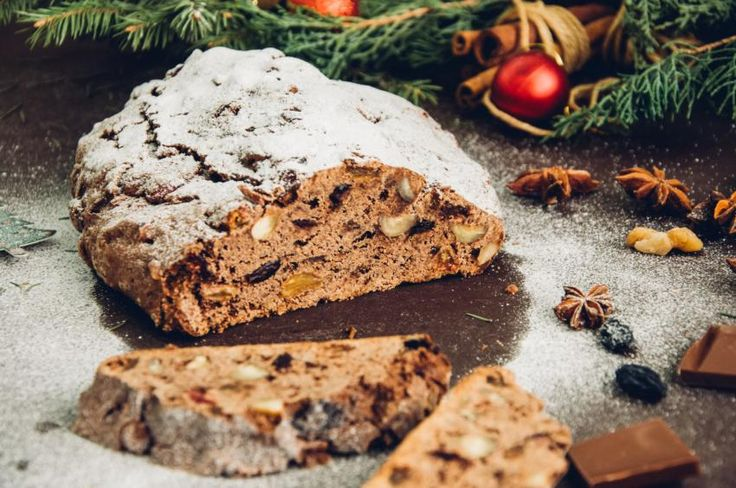 Kerstbrood met amandelspijs - Rineke Dijkinga