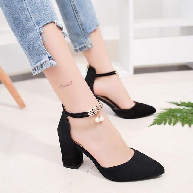 HOT Dress Shoes High Heels Boat Shoes Wedding Shoes tenis feminino Summer Women Shoes