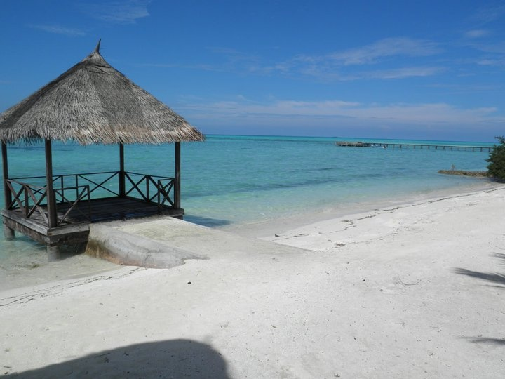 Gasfinolhu resort, #Maldives .   (when i was there in Dec 2010 :)