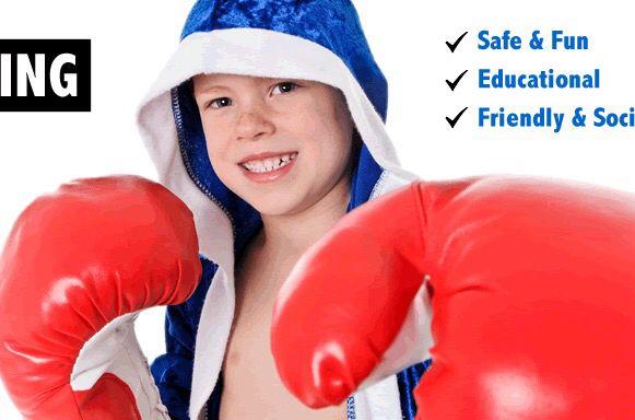 Kids #boxing class 6pm-8pm at #WildStar #Boxing #Gym #Aldridge WS9 8BG #Fitness #confidence #discipline #Teamwork