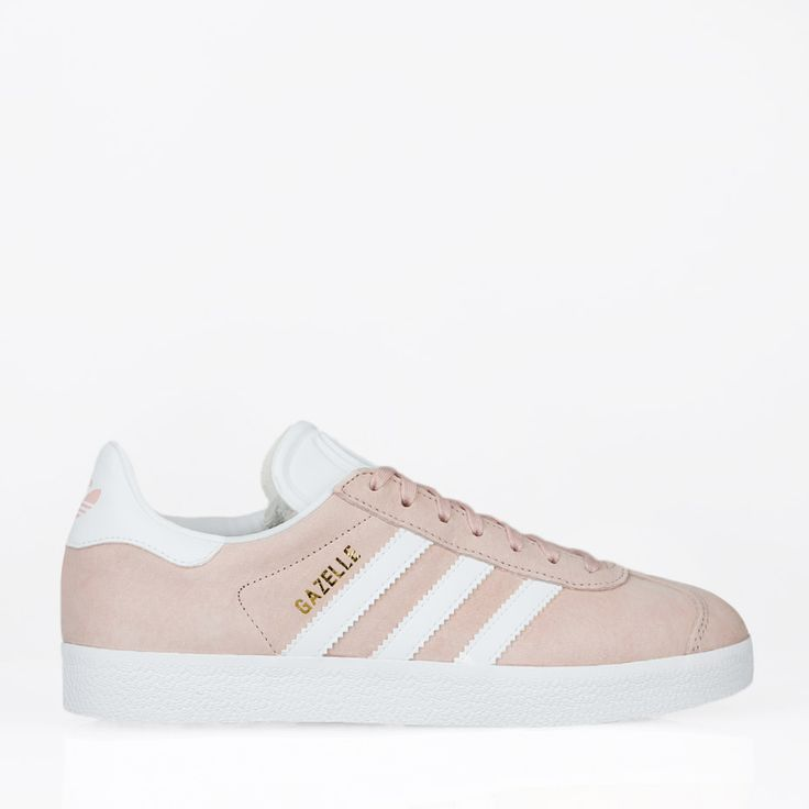 adidas Gazelle with upper in suede. - Vintage inspired upper.-  Suede-reinforced