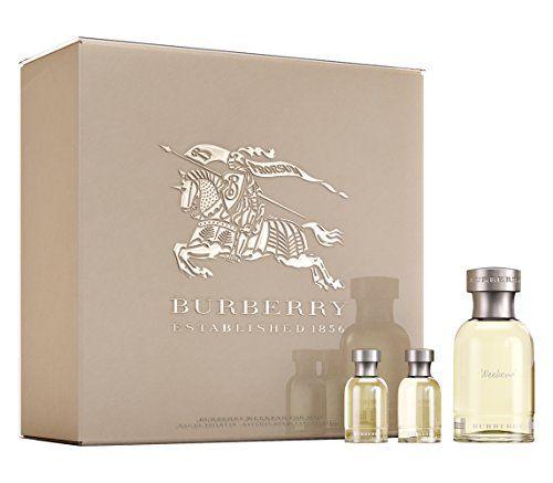 BURBERRY Weekend for Men Eau de Toilette Gift Set (1.7 oz + 2x Minis)