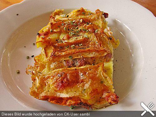 Kartoffel - Camembert Gratin, ein sehr schönes Rezept aus der Kategorie Kartoffeln. Bewertungen: 36. Durchschnitt: Ø 3,6.