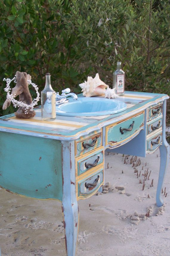 Bathroom Vanities Etsy 159 best bathroom vanity images on pinterest | bathroom ideas