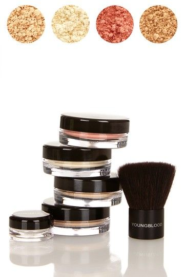 Purely the Basics Kit - Light by Youngblood Cosmetics on @HauteLook