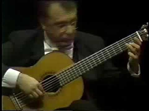 "Pepe Romero ""Bulerias"" - YouTube"