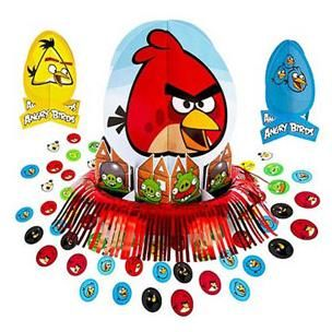 A283710 - Angry Birds Decorating Kit Please note: approx. 14 day delivery time www.facebook.com/popitinaboxbusiness