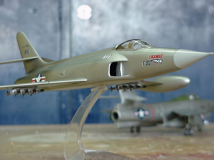 The XF-90 - Yet another beauty from Lockheeds Skunk Works