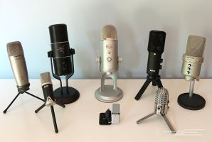 The Best USB Microphone | Yeti by Blue makes the widest range of voices in different situations sound their best, while providing more useful features and a simpler setup than far more expensive microphones. Theyll never know youre running that podcast out of your bedroom.