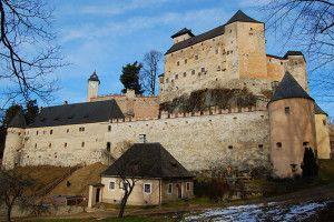 Burg Rappottenstein, Østerrike. Foto: Arnold Weisz ©