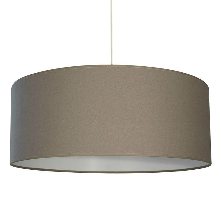 NATT - Lampa wisząca  Ø48cm Szary Metropolight