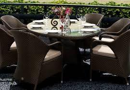 4 seasons outdoor - Обеденный комплект Sussex dining