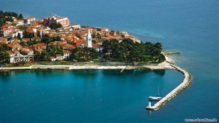 Der schönste Ort Novigrad in Kroatien Weitere interessante Informationen über Kroatien und nicht nur auf http://www.e-kroatien.de/istrien/novigrad
