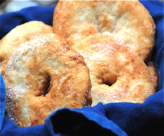 Quick and Easy Tortas Fritas (South American Fried Biscuits): Tortas Fritas - Fry Bread