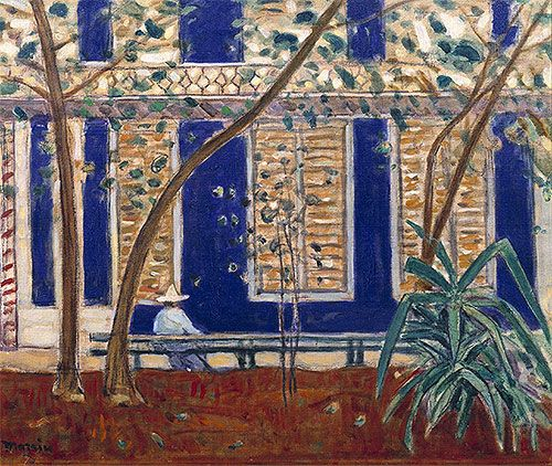 House in Santiago | James Wilson Morrice | Painting Reproduction