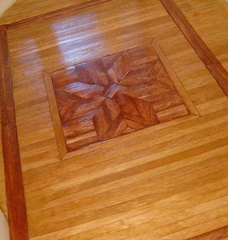 How To: Craft Stick Floor