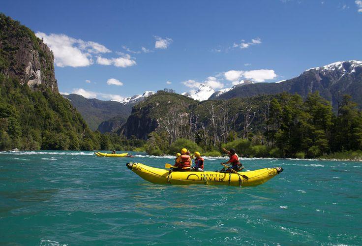 Chile Fotos Futaleufu