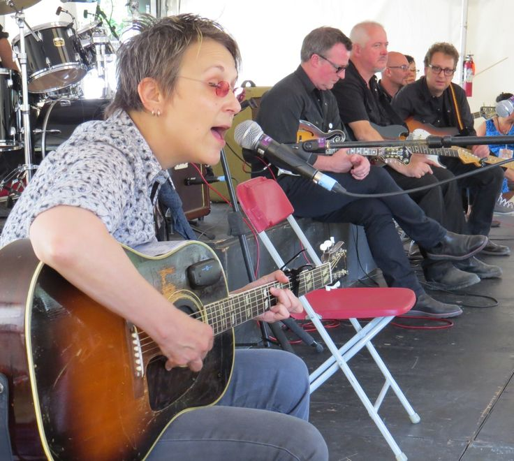 Mary Gauthier and the Waco Brothers