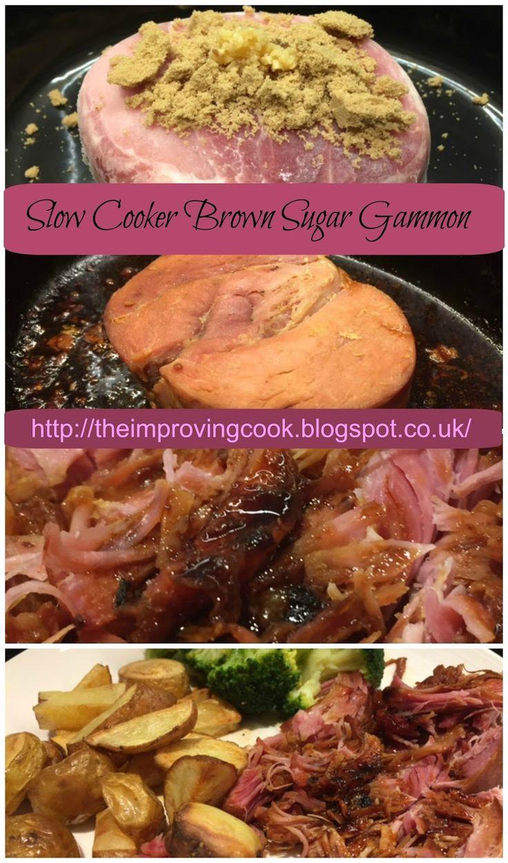Slow Cooker gammon