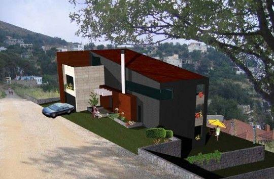 Villa in lebanon