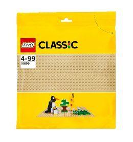 LEGO CLASSIC, Piaskowa płytka konstrukcyjna, 10699-Lego