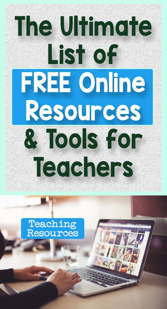 The Ultimate List Of Free Online Resources Tools For