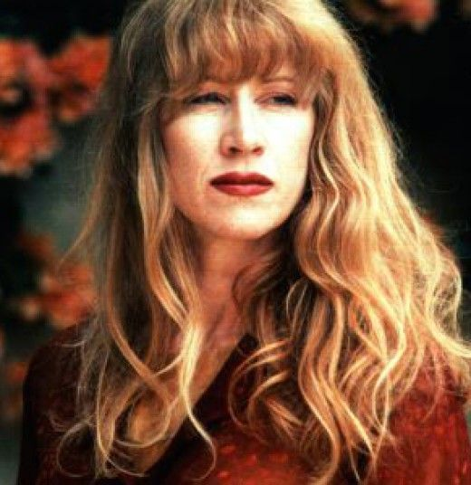Loreena Isabel Irene McKennitt, CM, OM (born February 17, 1957) is a Canadian singer, composer, harpist, accordionist and pianist who writes, records and performs world music with Celtic and Middle Eastern themes. McKennitt is known for her refined, clear soprano vocals. She has sold more than 14 million records worldwide..She moved to Stratford, Ontario in 1981, where she still resides.