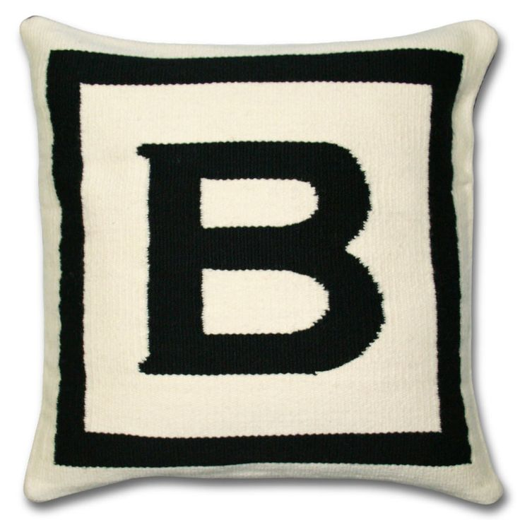 Throw Pillows With Letters : 17 Best images about Decor Accessories on Pinterest Pewter, Furniture and Deer