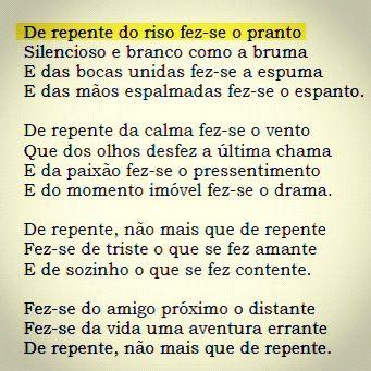 Poemas, Sonetos e Baladas. Vinicius de Moraes