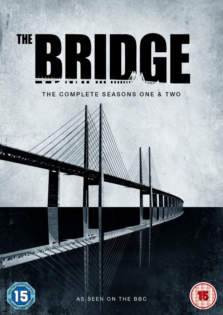 The Bridge: Series 1 & 2 [DVD]: Amazon.co.uk: Sofia Helin, Kim Bodnia: Film & TV