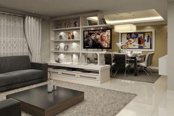 Idei sofisticate de amenajari interioare pentru spatiul destinat televizorului Iti recomandam in acest articol 18 idei de amenajari interioare, mai exact solutii practice si elegante pentru spatiul destinat televizorului http://ideipentrucasa.ro/idei-sofisticate-de-amenajari-interioare-pentru-spatiul-destinat-televizorului/