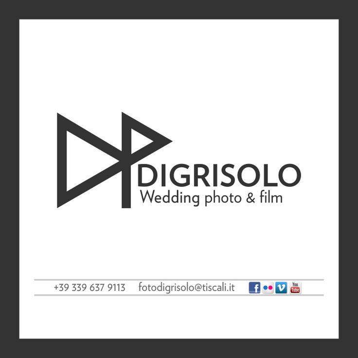 CLIENTE: Digrisolo Wedding photo & film - restyling targa esterna in plex