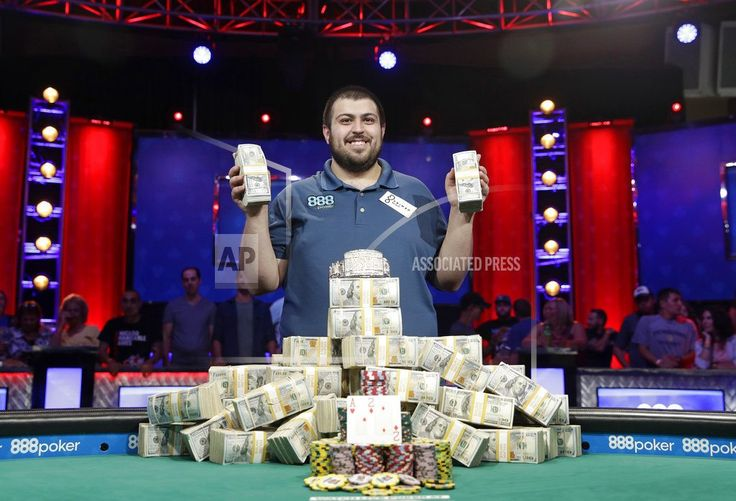 LAS VEGAS, NV/July 23, 2017 (AP)(STL.News) — A New Jersey man with a degree in accounting is this year's World Series of Poker champion.    Scott Blumstein won the series' marquee no-limit Texas Hold 'em main event early Sunday in Las Vegas surroun...