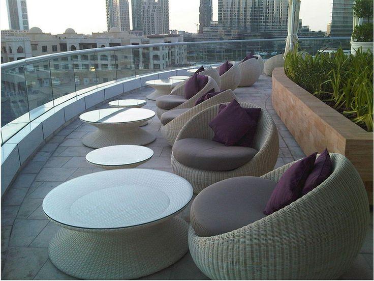 Instalaciones De Point Para The Address Down Town Dubai Dubai, UAE / Contract  Furniture Point For The Address Down Town Dubai Dubai, UAE.
