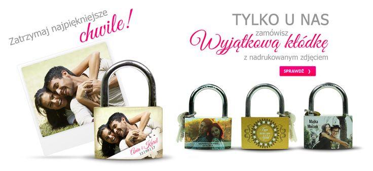 Kłódki miłości z twoim zdjęciem http://sklep.nana.com.pl/index.html